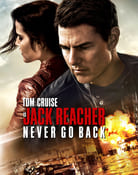Filmomslag Jack Reacher: Never Go Back