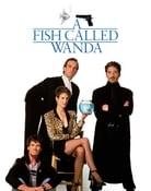 Filmomslag A Fish Called Wanda
