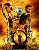 Filmomslag Gods of Egypt