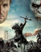 Filmomslag Dawn of the Planet of the Apes