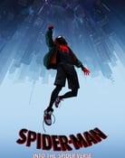 Filmomslag Spider-Man: Into the Spider-Verse