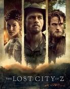 Filmomslag The Lost City of Z