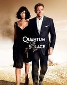 Filmomslag Quantum of Solace