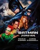 Filmomslag Batman Forever