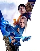 Filmomslag Valerian and the City of a Thousand Planets