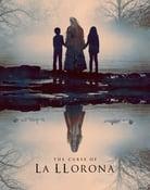 Filmomslag The Curse of La Llorona