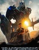 Filmomslag Transformers: Age of Extinction