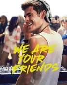Filmomslag We Are Your Friends