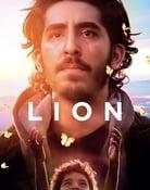 Filmomslag Lion