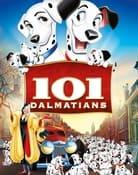 Filmomslag One Hundred and One Dalmatians