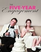 Filmomslag The Five-Year Engagement