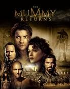 Filmomslag The Mummy Returns