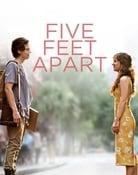 Filmomslag Five Feet Apart