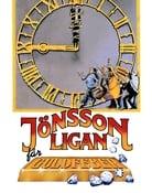 Filmomslag The Jönsson Gang Gets Gold Fever