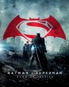 Filmomslag Batman v Superman: Dawn of Justice