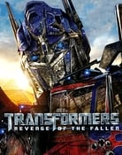Filmomslag Transformers: Revenge of the Fallen
