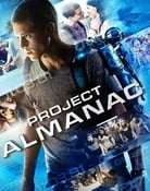 Filmomslag Project Almanac