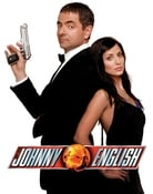 Filmomslag Johnny English