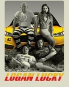 Filmomslag Logan Lucky