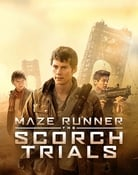 Filmomslag Maze Runner: The Scorch Trials