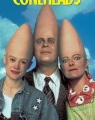 Filmomslag Coneheads