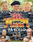 Filmomslag Lilla Jönssonligan på kollo