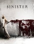 Filmomslag Sinister