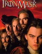 Filmomslag The Man in the Iron Mask