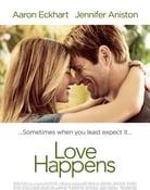 Filmomslag Love Happens