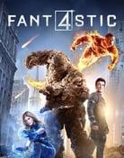 Filmomslag Fantastic Four