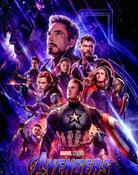 Filmomslag Avengers: Endgame