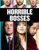 Filmomslag Horrible Bosses