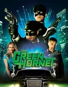 Filmomslag The Green Hornet