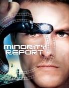 Filmomslag Minority Report