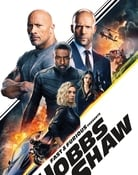 Filmomslag Fast & Furious Presents: Hobbs & Shaw