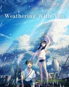 Filmomslag Weathering with You