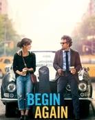 Filmomslag Begin Again