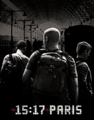 Filmomslag The 15:17 to Paris