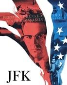 Filmomslag JFK