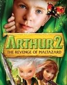 Filmomslag Arthur and the Revenge of Maltazard