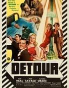 Filmomslag Detour