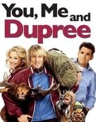 Filmomslag You, Me and Dupree