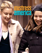Filmomslag Mistress America