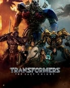 Filmomslag Transformers: The Last Knight