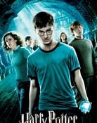 Filmomslag Harry Potter and the Order of the Phoenix