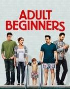 Filmomslag Adult Beginners