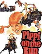 Filmomslag Pippi on the Run