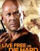 Filmomslag Live Free or Die Hard