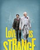 Filmomslag Love Is Strange