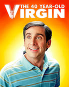 Filmomslag The 40 Year Old Virgin
